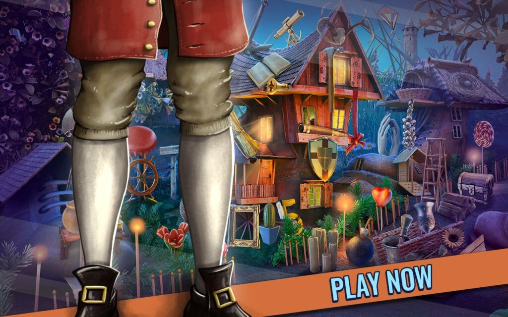 Gulliver S Voyage To Lilliput Hidden Object Game Lory Apps