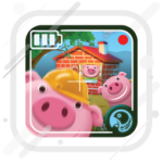 Funny Adventures Of The Three Little Pigs – Hidden Objects Game