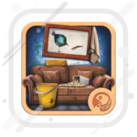 Cleaning Nightmare – House Cleanup Hidden Objects Game