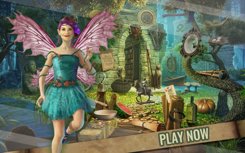 Enchanted Forest Hidden Objects - Fantasy World | Lory Apps