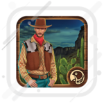 Wild West Exploration – Gold Rush Quest Hidden Objects Game