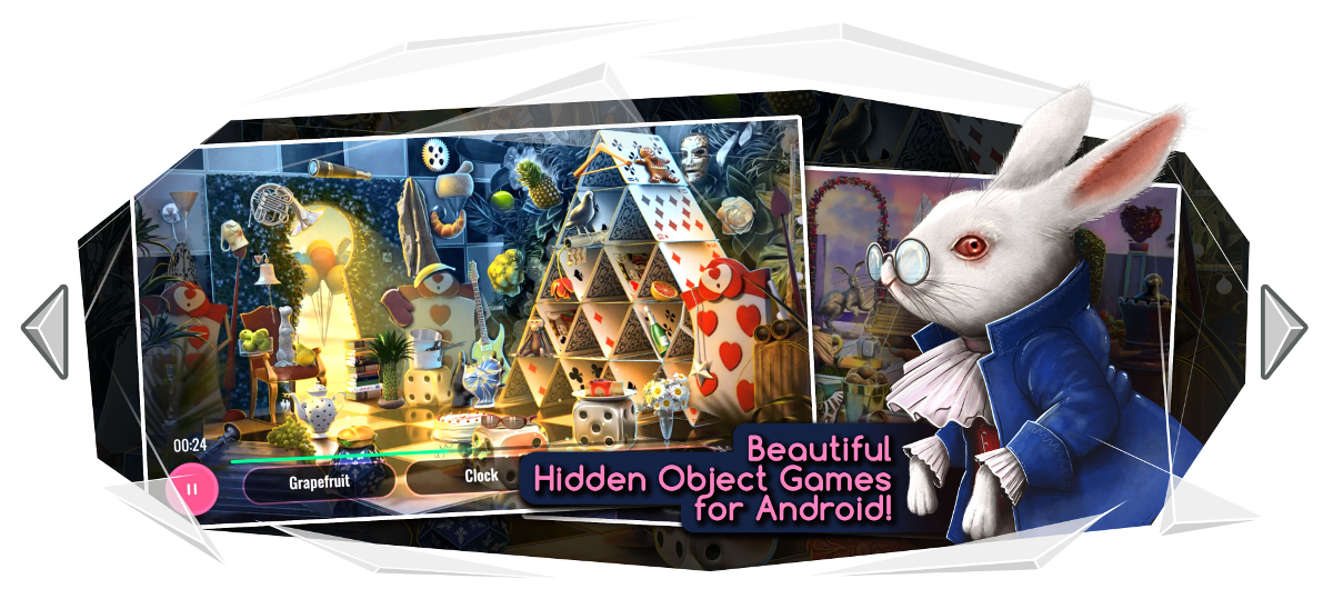 Lory Hidden Objects Games